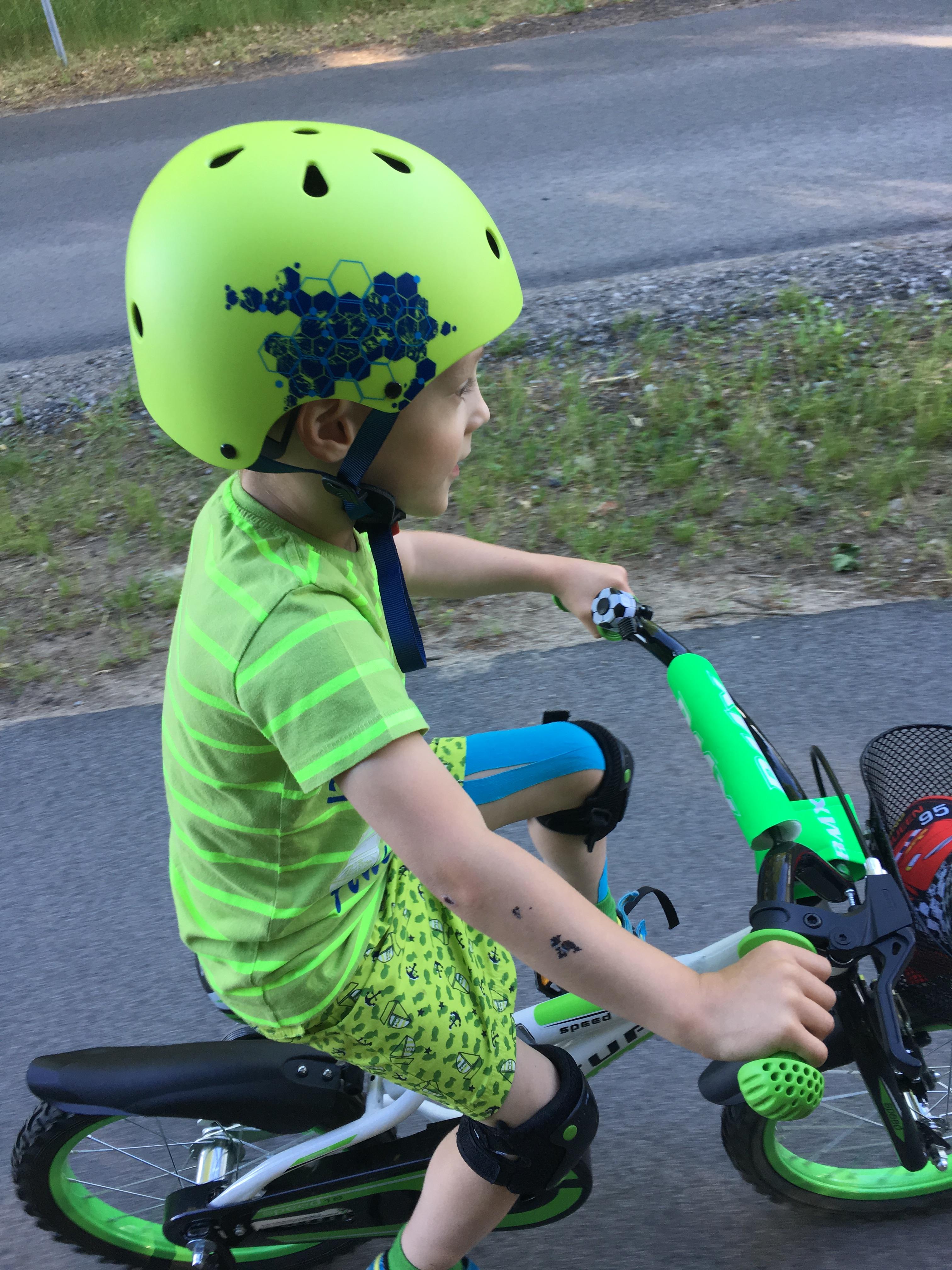 Dziecko Na Rowerze Złote Zasady Wwwmatkaniewariatkapl